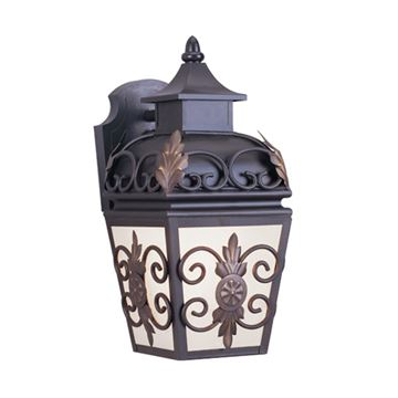 Livex Lighting Berkshire Outdoor 13 1/2 Inch Wall Lantern