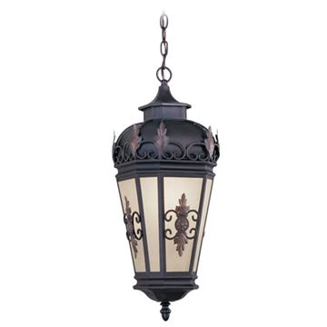 Livex Lighting Berkshire Outdoor 25 Inch Chain Hang Light