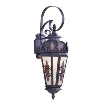 Livex Lighting Berkshire Outdoor 26 Inch Wall Lantern