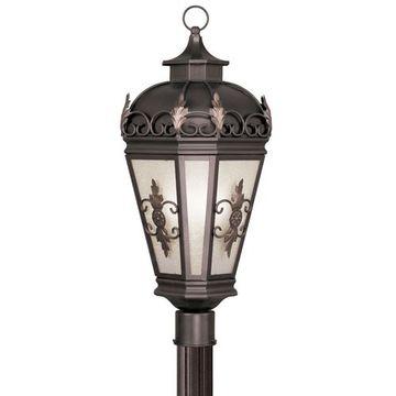 Livex Lighting Berkshire Outdoor 27 3/4 Inch Post Head Light