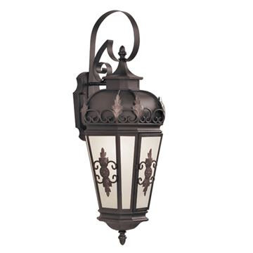 Livex Lighting Berkshire Outdoor 30 Inch Wall Lantern