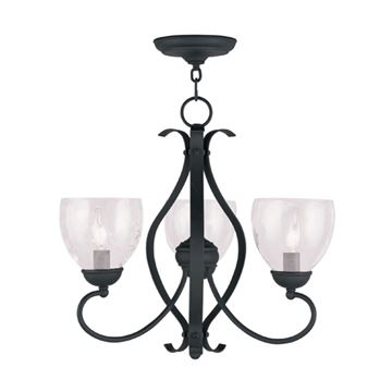 Livex Lighting Brookside 20 Inch Chandelier