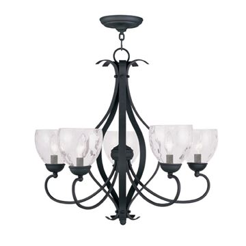 Livex Lighting Brookside 26 Inch Chandelier