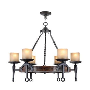 Livex Lighting Cape May 30 Inch Chandelier