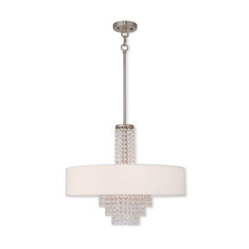 Livex Lighting Carlisle 5 Light Chandelier