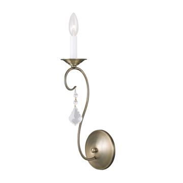Livex Lighting Chesterfield Pennington Wall Sconce