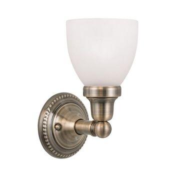 Livex Lighting Classic 1 Light Vanity Light