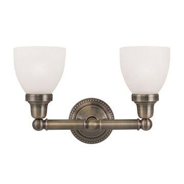 Livex Lighting Classic 2 Light Vanity Light