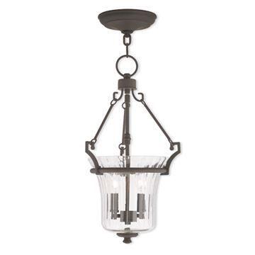 Livex Lighting Cortland 11 Inch Pendant Light