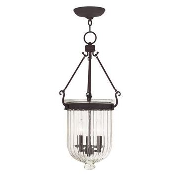 Livex Lighting Coventry 12 Inch Pendant Light