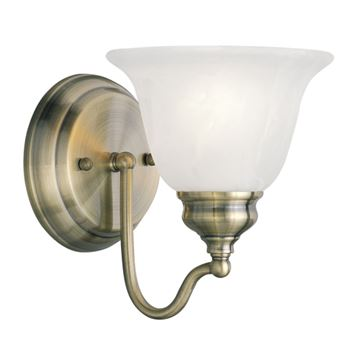 Livex Lighting Essex 1 Light Vanity Light