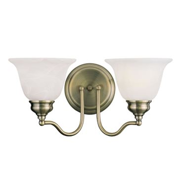 Livex Lighting Essex 2 Light Vanity Light