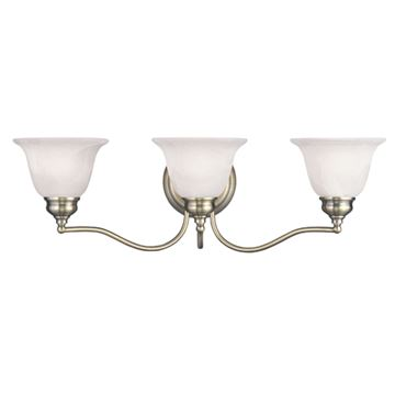 Livex Lighting Essex 3 Light Vanity Light