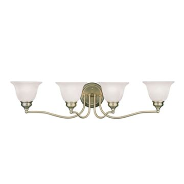 Livex Lighting Essex 4 Light Vanity Light