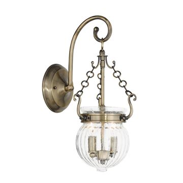 Livex Lighting Everett Hanging Wall Sconce