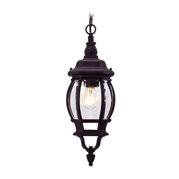 Livex Lighting Frontenac 18 1/2 Inch Outdoor Chain Hang Light