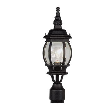 Livex Lighting Frontenac 18 1/2 Inch Outdoor Post Head Light