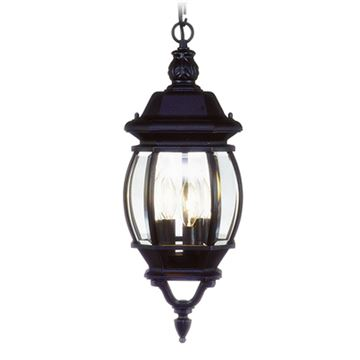 Livex Lighting Frontenac 19 3/4 Inch Outdoor Chain Hang Light