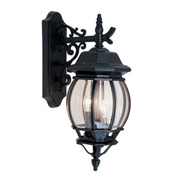 Livex Lighting Frontenac 20 3/4 Inch Outdoor Wall Lantern