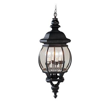 Livex Lighting Frontenac 26 1/2 Inch Outdoor Chain Hang Light