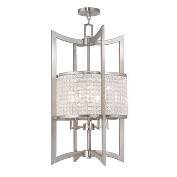 Livex Lighting Grammercy 17 Inch Lantern