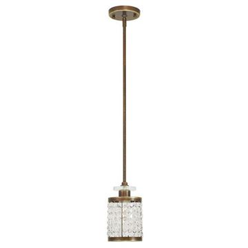 Livex Lighting Grammercy Mini Pendant
