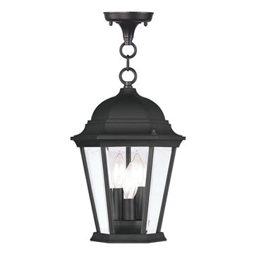 Livex Lighting Hamilton 14 Inch Outdoor Chain Hang Light