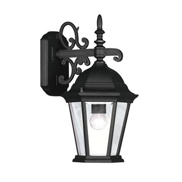 Livex Lighting Hamilton 15 1/4 Inch Outdoor Wall Lantern