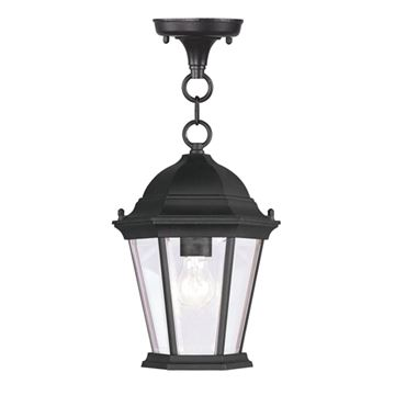 Livex Lighting Hamilton 16 1/2 Inch Outdoor Chain Hang Light