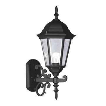 Livex Lighting Hamilton 20 Inch Outdoor Wall Sconce