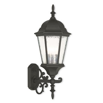Livex Lighting Hamilton 23 1/2 Inch Outdoor Wall Lantern