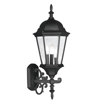 Livex Lighting Hamilton 23 1/2 Inch Outdoor Wall Sconce