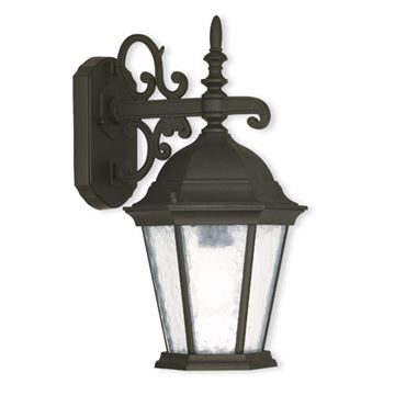 Livex Lighting Hamilton Ornate Outdoor Wall Lantern