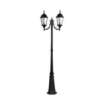 Livex Lighting Hamilton Outdoor 2 Head Post Light