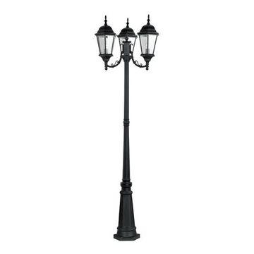 Livex Lighting Hamilton Outdoor 3 Head Post Light