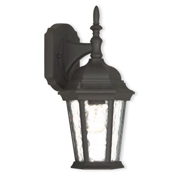 Livex Lighting Hamilton Plain Outdoor Wall Lantern