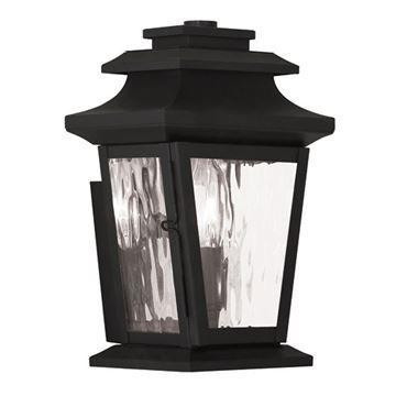 Livex Lighting Hathaway Outdoor 1 Light Wall Lantern