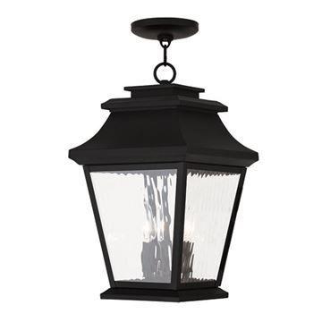 Livex Lighting Hathaway Outdoor 10 Inch Chain Hang Lantern