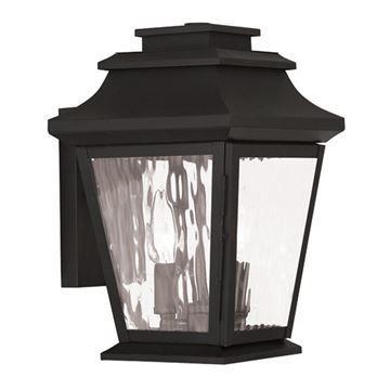 Livex Lighting Hathaway Outdoor 12 1/2 Inch Wall Lantern