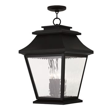 Livex Lighting Hathaway Outdoor 14 Inch Chain Hang Lantern