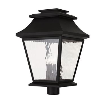 Livex Lighting Hathaway Outdoor 14 Inch Post Top Lantern
