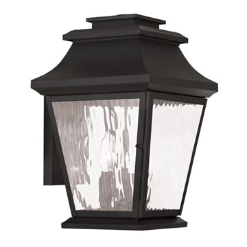 Livex Lighting Hathaway Outdoor 15 Inch Wall Lantern