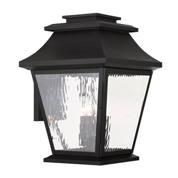 Livex Lighting Hathaway Outdoor 18 3/4 Inch Wall Lantern