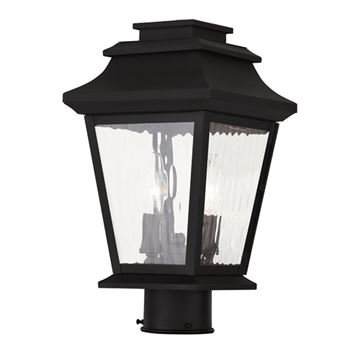 Livex Lighting Hathaway Outdoor Post Top Lantern