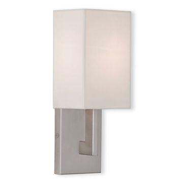 Livex Lighting Hollborn 1 Light Wall Sconce