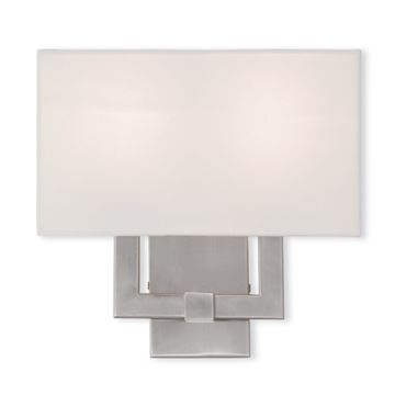 Livex Lighting Hollborn 2 Light Wall Sconce