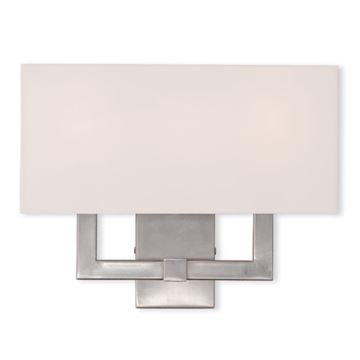 Livex Lighting Hollborn 3 Light Wall Sconce