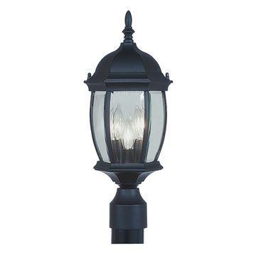 Livex Lighting Kingston 19 1/2 Inch Outdoor Post Head Light