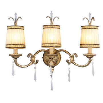 Livex Lighting La Bella 3 Light Vanity Light