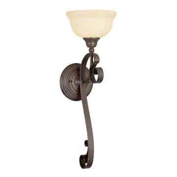 Livex Lighting Manchester Tall Wall Sconce